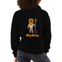 Load image into Gallery viewer, MyKey Unisex Hoodie