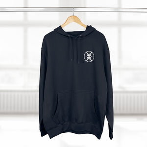 ONE MORE ROUND Premium Pullover Hoodie