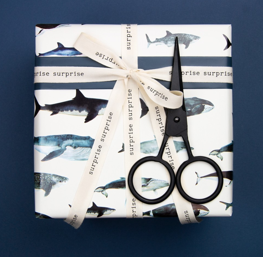 Gift Wrapping Sea Life pakket