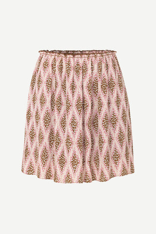 Lia short skirt aop 6621