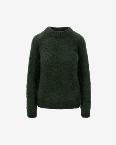 Monty Sweater WRP - Forest
