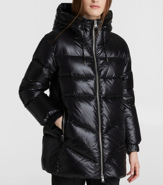 W'S PACKABLE BIRCH JACKET - BLACK