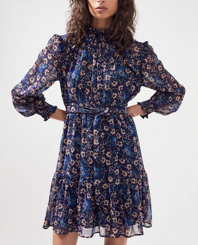 ROBE CESARIA - BLUE