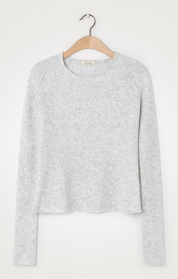 JUMPER DAMSVILLE - HEATHER GREY