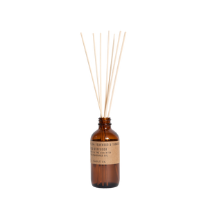 No. 04 Teakwood & Tobacco diffuser