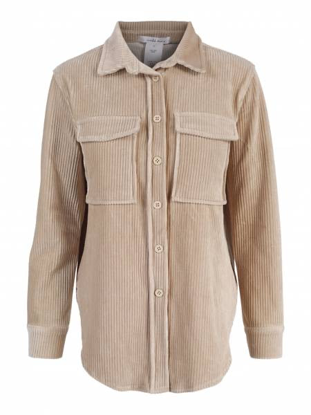 Didi Pocket Shirt - beige