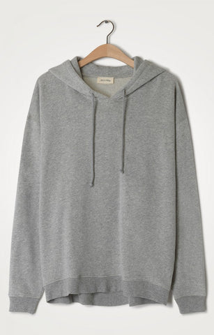 NEAFORD HOODIE - HEATHER GREY