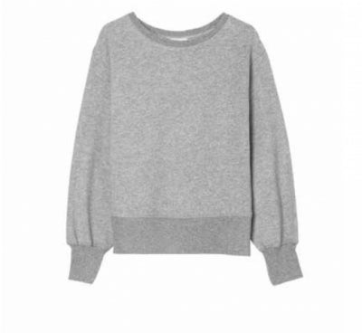 NEAFORD SWEATSHIRT - HEATHER GREY
