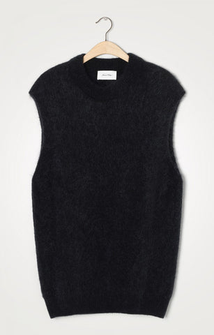 JUMPER ZABIDOO VEST - BLACK