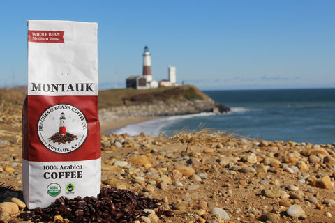 Montauk Blend Medium Roast - Whole Bean 12oz