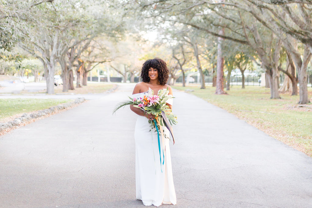 Stylized Bridal Shoot with Haley Collier Photography