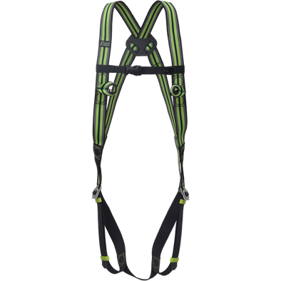 Harness with 2 attachment points