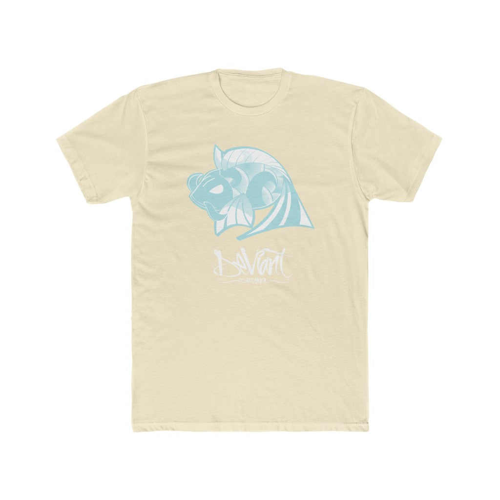 Ghost Cotton Crew Tee