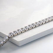 The Malia · Tennis Bracelet (6mm)