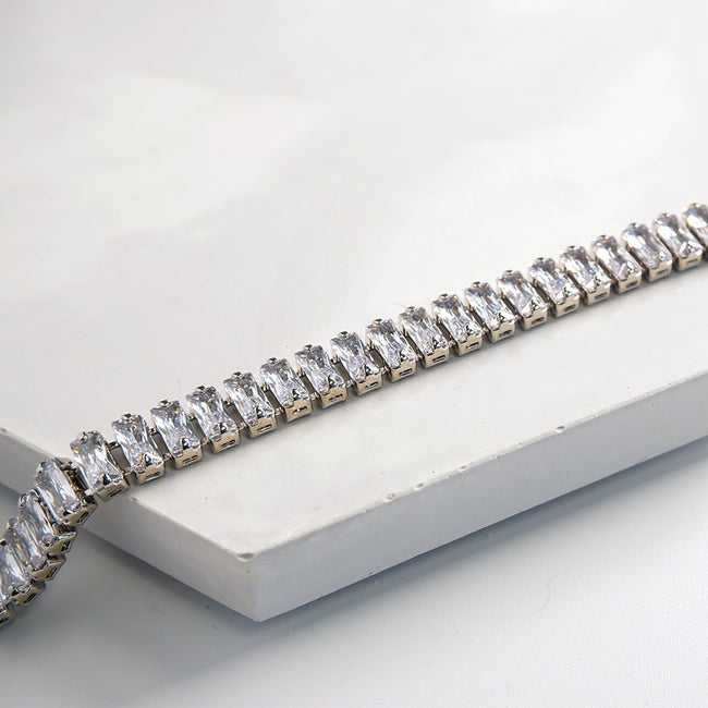 The Willow · Tennis Bracelet (2.5mm)