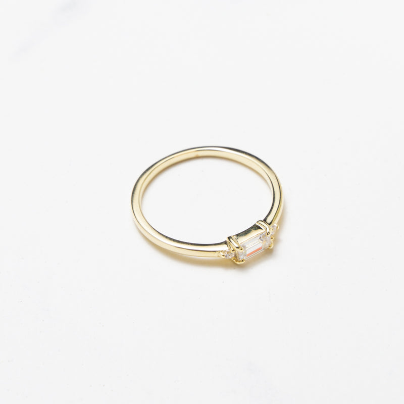 Allure (Clear) · Ring