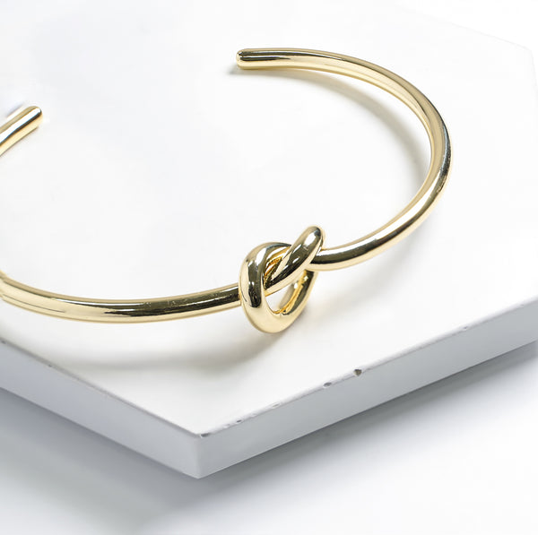 The Ravel Tied · Bangle