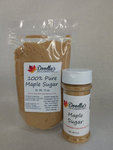 Maple Sugar - An all natural sweetener!