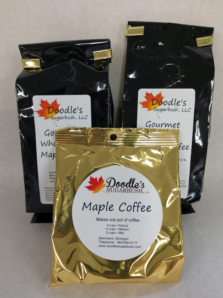 Maple Coffee & Tea