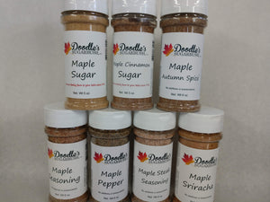 Maple Spices & Seasonings