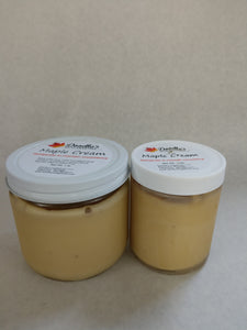 Maple Cream a/k/a Maple Spread or Maple Butter