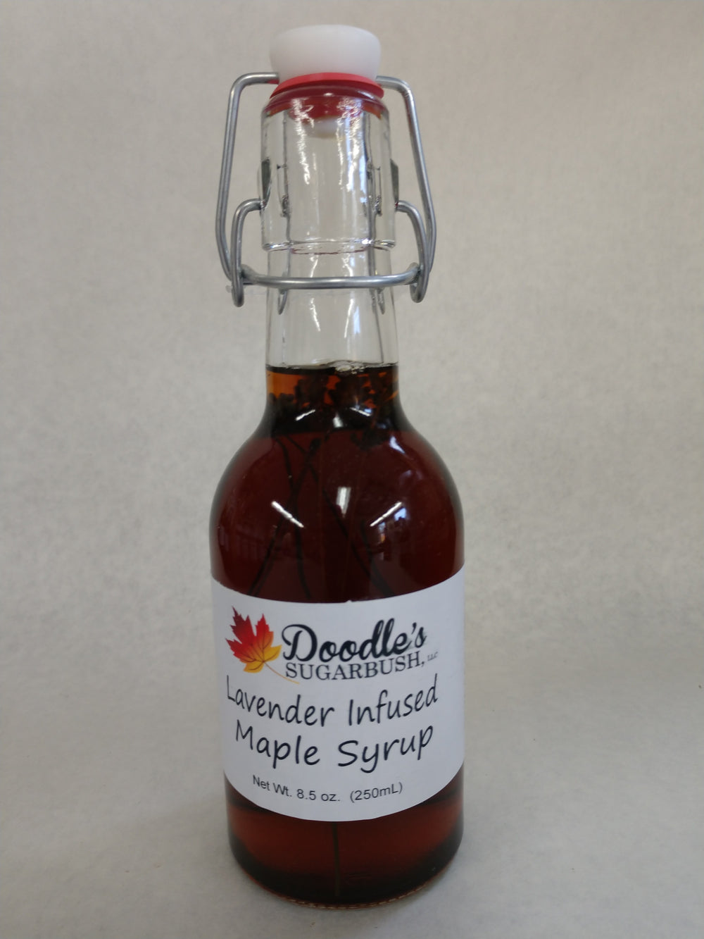 Lavender Infused Maple Syrup