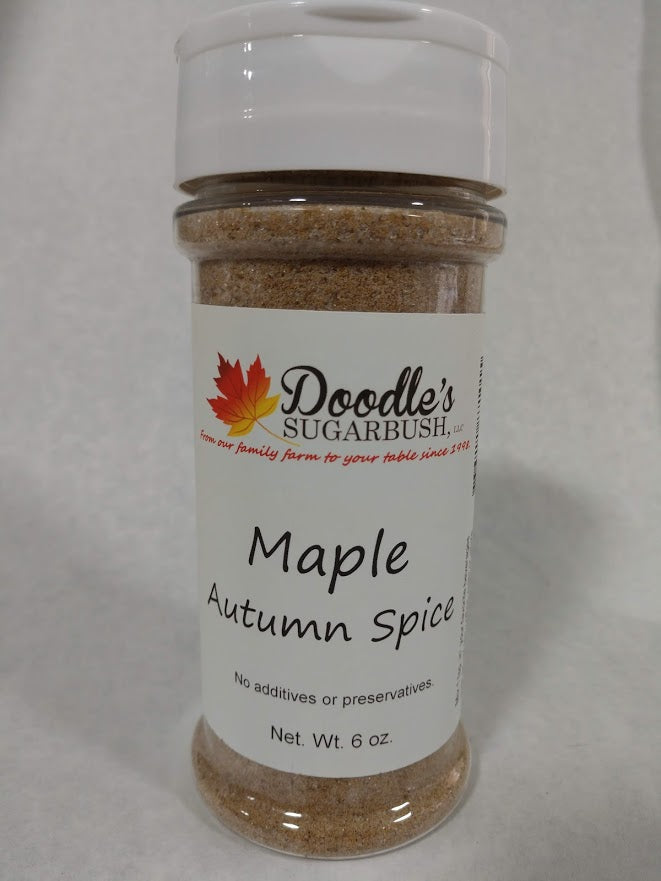 Maple Autumn Spice