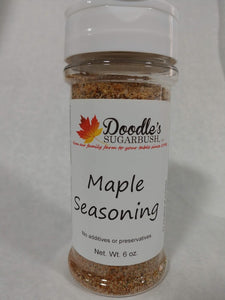 Maple Seasoning