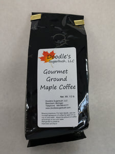 Maple Coffee - Ground