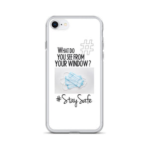 #StaySafe | iPhone Case