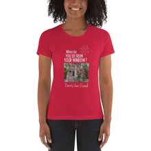 Load image into Gallery viewer, Dorit's View | Israel | Women's T-shirt