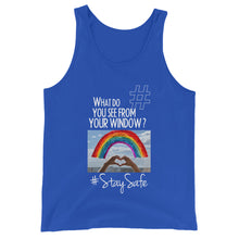 Load image into Gallery viewer, The Group's Official Rainbow Collection | Unisex Tank Top
