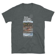 Load image into Gallery viewer, Sharon's View | Shaldon, England | Unisex T-shirt
