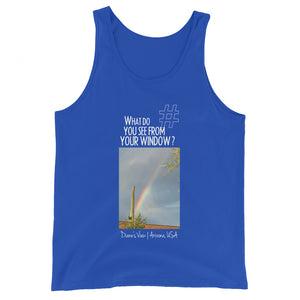 Diane's View | Arizona, USA | Unisex Tank Top