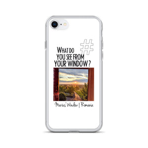 Marius' Window | Romania | iPhone Case