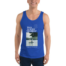 Load image into Gallery viewer, Melody's View | New York, USA | Unisex Tank Top