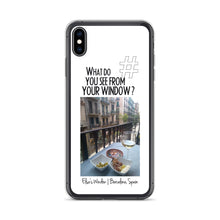 Load image into Gallery viewer, Elsa's Window | Barcelona, Spain | iPhone Case