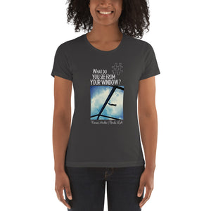 Renee's Window | Florida, USA | Women's T-shirt