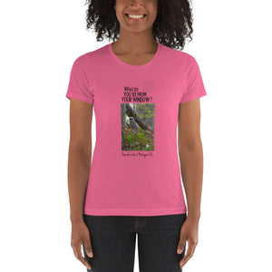 Kamala's View | Michigan, US | Women's T-shirt
