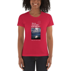 Biliana's View | Lake Como, Italy | Women's T-shirt