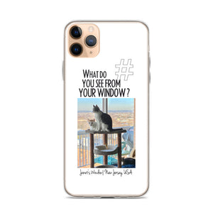 Janet's Window | New Jersey, USA | iPhone Case