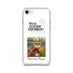 Florina's View | Romania | iPhone Case