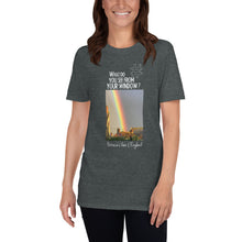Load image into Gallery viewer, Patricia's View | England | Unisex T-shirt