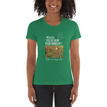 Load image into Gallery viewer, Phyllis' View | Georgia, USA | Women's T-shirt