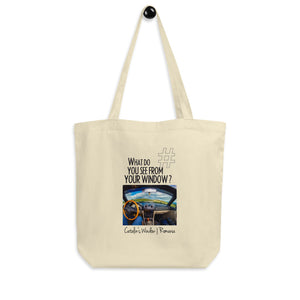 Catalin's Window | Romania | Tote Bag