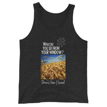 Load image into Gallery viewer, Orna's View | Israel | Unisex Tank Top