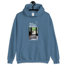 Load image into Gallery viewer, Chris' Window | Connecticut, USA | Unisex Hoodie
