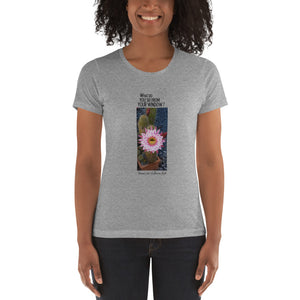 Sharon's View | California, USA | Women's T-shirt