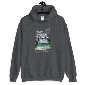 Christelle's View | French Polynesia | Unisex Hoodie