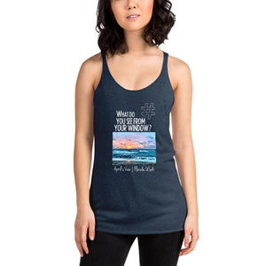 April's View | Florida, USA | Women's Tank Top